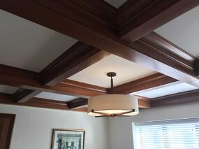 High End Coffered Ceilings