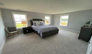 Dix Hills, NY Bedroom Painting